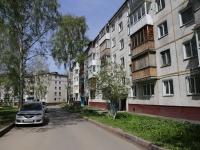 Кемерово, улица Волгоградская, дом 27. многоквартирный дом