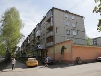 Кемерово, улица Ворошилова, дом 1А. многоквартирный дом