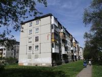 Кемерово, улица Ворошилова, дом 1В. многоквартирный дом