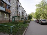 Кемерово, улица Ворошилова, дом 5Б. многоквартирный дом