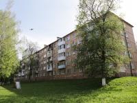 Кемерово, улица Ворошилова, дом 7Б. многоквартирный дом