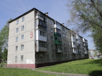 Kemerovo, Voroshilov st, house 9. Apartment house