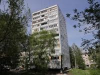 Кемерово, улица Ворошилова, дом 9Б. многоквартирный дом