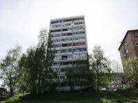 Кемерово, улица Ворошилова, дом 9В. многоквартирный дом