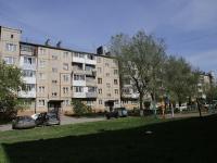 Кемерово, улица Ворошилова, дом 11. многоквартирный дом