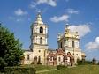Religious building of Novokuznetsk
