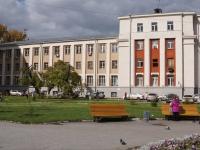 Новокузнецк, Металлургов пр-кт, дом 21