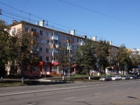 Новокузнецк, Октябрьский проспект, дом 4. многоквартирный дом