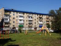 Новокузнецк, Октябрьский проспект, дом 3. многоквартирный дом