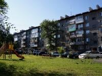 Новокузнецк, Октябрьский проспект, дом 7. многоквартирный дом