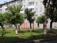 Новокузнецк, Октябрьский проспект, дом 5А. многоквартирный дом