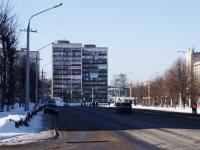 Новокузнецк, Дружбы проспект, дом 1А. многоквартирный дом