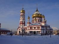 Новокузнецк, улица Зыряновская, дом 97А. собор Рождества Христова