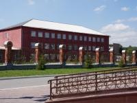 Новокузнецк, улица Зыряновская, дом 99А. общежитие Новокузнецкого горнотранспортного колледжа