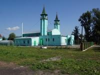 """Новокузнецк, улица Зыряновская, дом 40. мечеть """"Чулпан"""""""