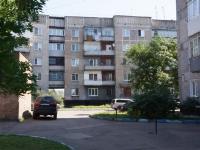 Новокузнецк, улица Зыряновская, дом 46. многоквартирный дом