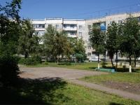 Новокузнецк, улица Зыряновская, дом 52. многоквартирный дом