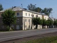 Новокузнецк, улица Зыряновская, дом 72. многоквартирный дом