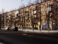 Новокузнецк, Бардина проспект, дом 11. многоквартирный дом