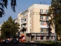 Новокузнецк, улица Кирова, дом 3. многоквартирный дом