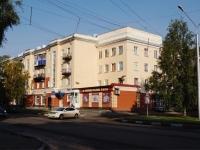 Новокузнецк, улица Кирова, дом 5. многоквартирный дом