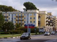 Новокузнецк, улица Кирова, дом 7. многоквартирный дом