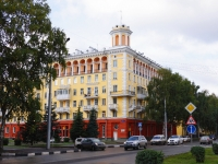 Новокузнецк, улица Кирова, дом 10. многоквартирный дом