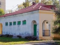 Новокузнецк, улица Кирова, дом 1А. хозяйственный корпус