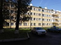 Новокузнецк, улица Кирова, дом 4. многоквартирный дом
