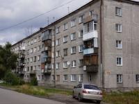 Новокузнецк, проезд Курбатова, дом 4. многоквартирный дом