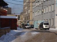 Новокузнецк, Строителей проспект, дом 1/4. офисное здание
