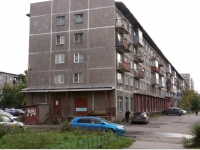 Новокузнецк, улица Сеченова, дом 19. многоквартирный дом