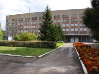 Новокузнецк, улица Сеченова, дом 26. больница