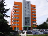 Новокузнецк, улица Сеченова, дом 28А. офисное здание