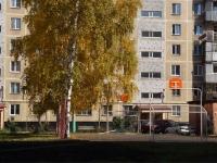 Новокузнецк, улица Сеченова, дом 27. многоквартирный дом
