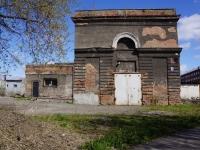 Новокузнецк, улица Сеченова, дом 14. производственное здание