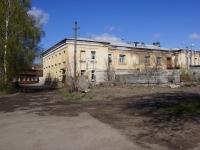 Новокузнецк, улица Сеченова, дом 22. офисное здание