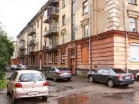 Новокузнецк, улица Ушинского, дом 7. многоквартирный дом