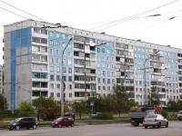 Новокузнецк, улица Ноградская, дом 1. многоквартирный дом