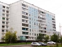 Новокузнецк, улица Ноградская, дом 3. многоквартирный дом