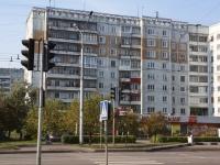 Новокузнецк, улица Ноградская, дом 4. многоквартирный дом