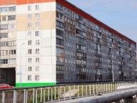 Новокузнецк, улица Ноградская, дом 12. многоквартирный дом