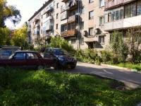Новокузнецк, улица Орджоникидзе, дом 36. многоквартирный дом