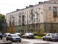 Новокузнецк, улица Орджоникидзе, дом 34. многоквартирный дом