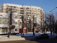 Новокузнецк, улица Орджоникидзе, дом 33. многоквартирный дом