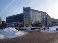 Новокузнецк, улица Орджоникидзе, дом 24. офисное здание