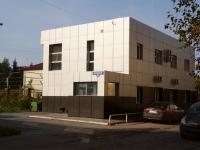Новокузнецк, улица Энтузиастов, дом 6А. офисное здание