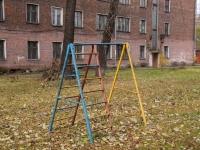 Новокузнецк, улица Энтузиастов, дом 11. здание на реконструкции