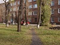 Новокузнецк, улица Энтузиастов, дом 13. многоквартирный дом