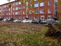 Новокузнецк, улица Энтузиастов, дом 17. многоквартирный дом